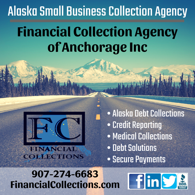 Alaska Small Business Collection Agency - Financial Collection Agency of Anchorage