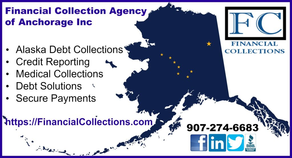 Contact Financial Collection Agency of Anchorage